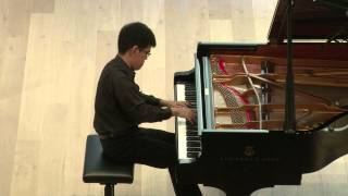 Grieg Competition 2014: Grieg - Love, Op. 52 No. 5 (Keisuke Nakamura)