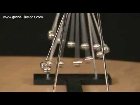 Pendulum Wave Toy