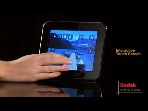 Kodak Pulse Digital Frame Youtube