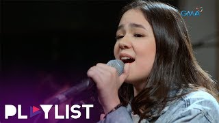 "Playlist Live: Mikee Quintos – ""Awit ni Lira"" ('Encantadia' OST)"