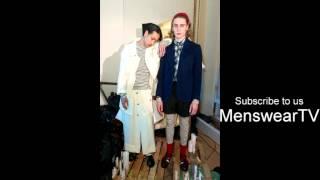MEADHAM KIRCHHOFF AW13 Fall 2013 Menswear London Collections Thumbnail