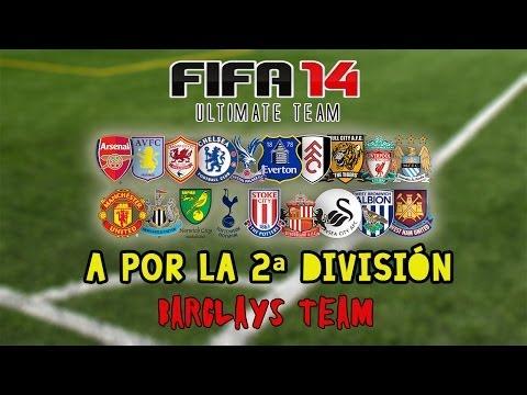 FIFA14 | Ultimate Team | Barclays Team | Sufriendo hasta el final