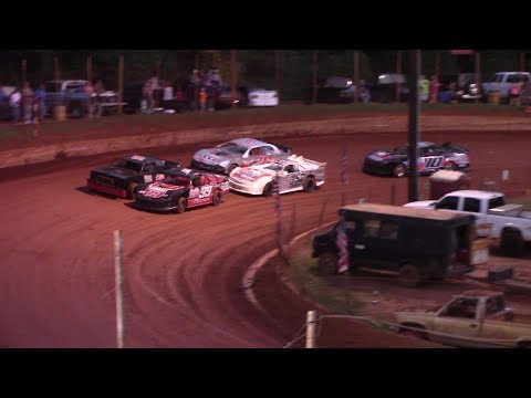 Winder Barrow Speedway Modified Street Feature Race 9/7/19