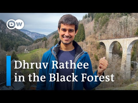 Discover the Black Forest with Dhruv Rathee | Travel Tips for the Black Forest in Germany
