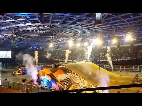 Extreme Motor sport night of freestyle berlin