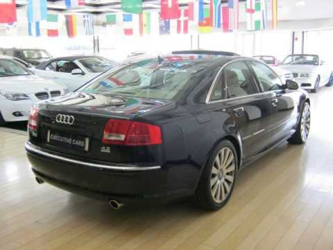 2004 audi a8 4 2 quattro auto for sale on auto trader south africa youtube. Black Bedroom Furniture Sets. Home Design Ideas