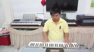 Gõ cửa trái tim organ (Nguyễn Xuân Tùng) -  Lớp nhạc Giáng Sol