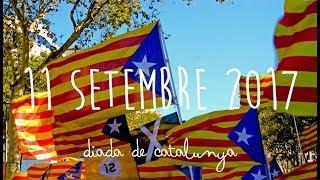 11 de setembre 2017 - Diada de Catalunya