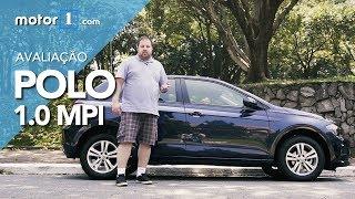 Novo Polo 1.0 MPI - Versão básica vale a pena?