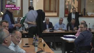 Επεισοδιακή συνεδρίαση του δημοτικού συμβουλίου Κιλκίς-Eidisis.gr webTV