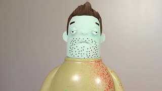 Shaun of the Dead ED Vinyl Idolz review