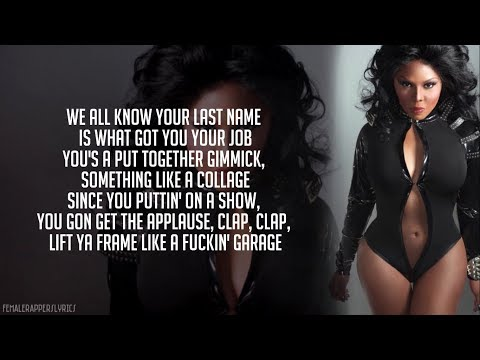 Lil' Kim - Black Friday (Lyrics - Video)