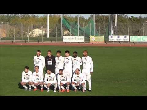 Valentin Lienard CFA / Coupe de France N3 / N2