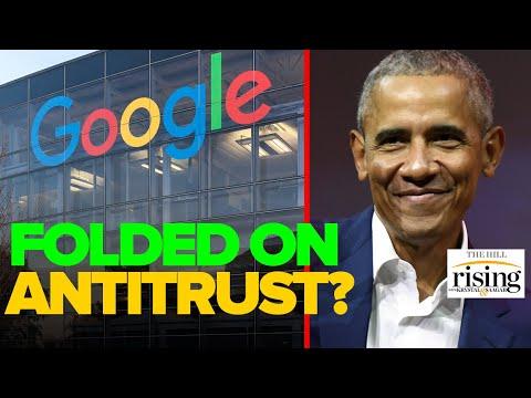 Matt Stoller: Docs REVEAL How Obama FOLDED On Google Antitrust