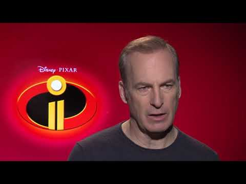 Incredibles 2 Interview: Bob Odenkirk & Catherine Keener