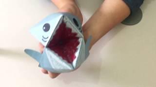 Tiburón de papel