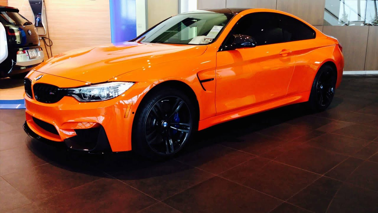 2015 Model Bmw M4 Lime Rock Special Edition Youtube