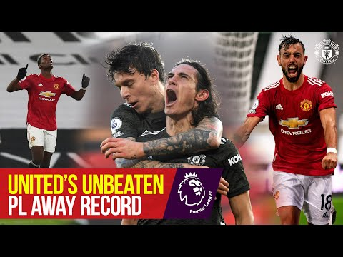 Manchester United's Unbeaten PL Away Record | Premier League Season Review 2020/21