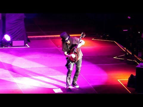 SLASH – Living The Dream Tour – Berlin, 04.03.19 – Anastasia (4K)