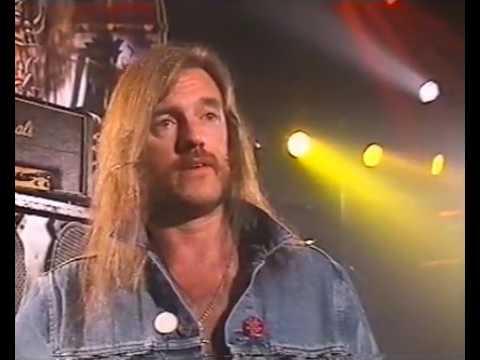 LEMMY on TRUMP in 1991