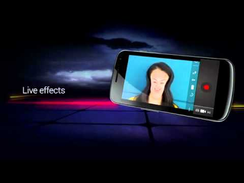 Android 4.0 Ice Cream Sandwich Introduction video