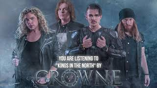 """Crowne – """"Kings In The North"""" – Official Audio"""