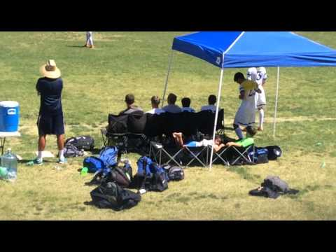 State Cup 4/24/16 - Arsenal FC SD U19 vs SD Surf Academy U19 (2nd half)