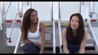 Teen Wolf cast - badass girls from Beacon Hills