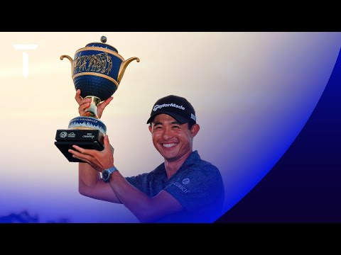 Collin Morikawa wins WGC-Workday Championship at The Concession | Winning Highlights