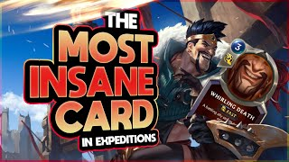 Whirling Death is BROKEN in Expeditions | Legends of Runeterra | League of Legends Card Game