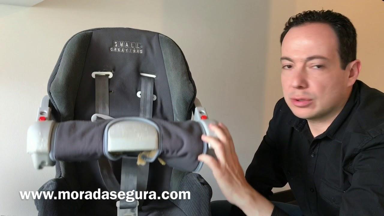 caducidad silla coche bebe