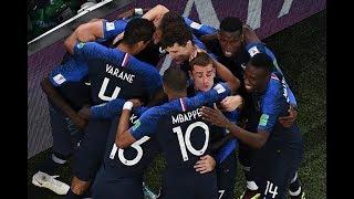MONDIAL-2018 : La France bat la Belgique 1-0 en demi-finale
