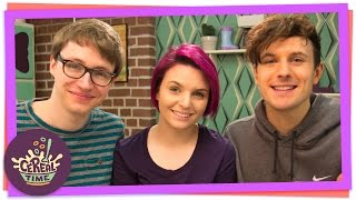 If Websites Started Speed Dating with Emma Blackery | Cereal Time