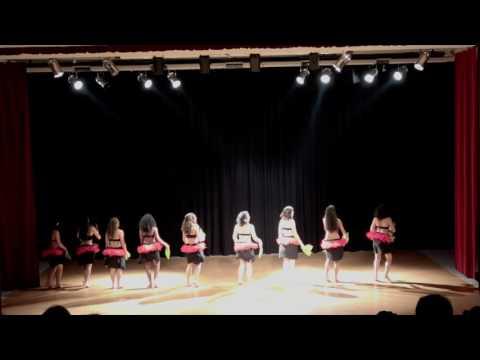 Spectacle de danse - Décembre 2016