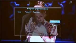 Як налаштувати dvb t2 на телевізорі Samsung UE40F6400