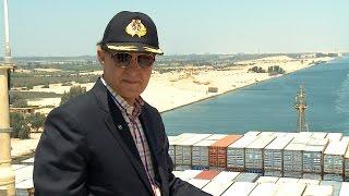 بالفيديو.. مميش: لحقنا نحفر قناة السويس الجديدة وسعر الدولار 7 جنيه فقط