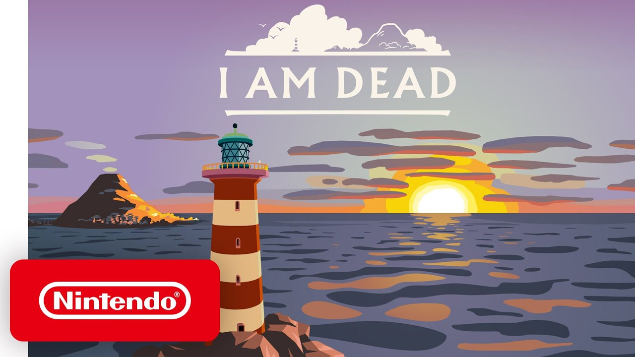NEW! I Am Dead for Nintendo Switch to release September 2020