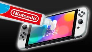 为什么OLED Switch不提升机能?
