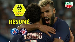 Paris Saint-Germain - Toulouse FC ( 4-0 ) - Résumé - (PARIS - TFC) / 2019-20