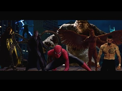 Generate Spider-Man 4: The Sinister Six- Theatrical Trailer Pics