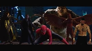 Spider-Man 4: The Sinister Six- Theatrical Trailer