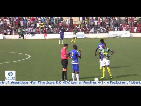 BYC Vs Club Ferivirario Mozambique