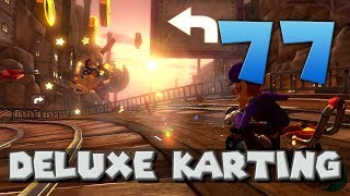 Baixar [77] Deluxe Karting (Mario Kart 8 Deluxe w/ GaLm and friends)