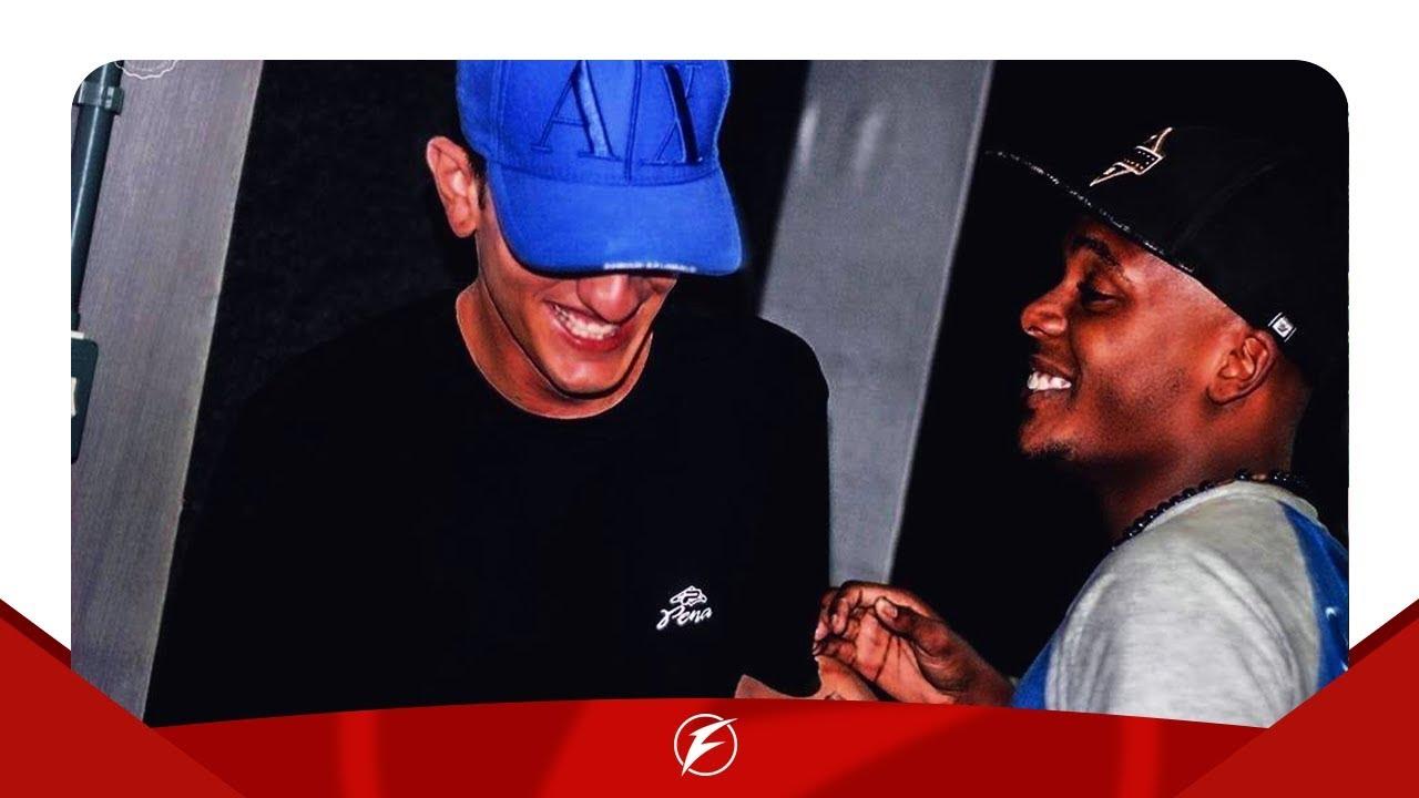 MC Andrey e MC Yguinho - Elas Jogando o Rabão (Prod. DJ K10) #1