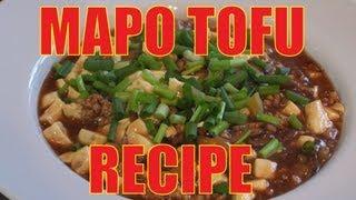 Mapo Tofu Recipe (麻婆豆腐) - Wokthefok.com
