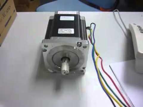 Plc programming servo motor doovi for Stepper motor vs servo