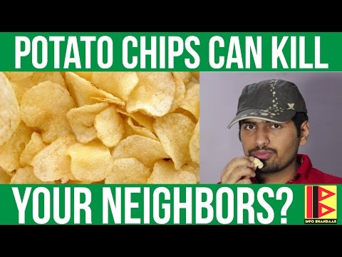Potato Chips Can Kill You | Palm Oil Crisis - Problem With Palm Oil | Stop Using Palm Oil Products
