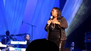 Kim Burrell sings I Love The Lord [Whitney Houston tribute]
