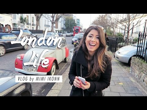 New Creative Board, Yoga, Work | London Life Vlog