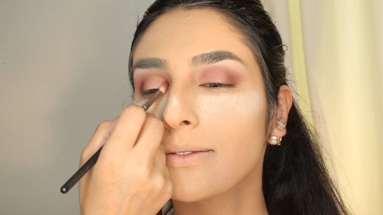Simple Bridal Makeup